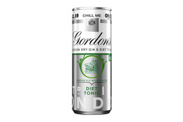 Gordon's Gin Gordon's London Dry Gin and Diet Tonic