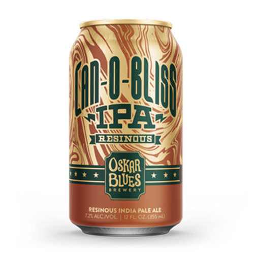 Oskar Blues Oskar Blues Can-O-Bliss Resinous IPA