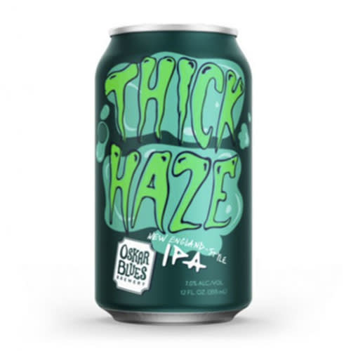 Oskar Blues Oskar Blues Thick Haze NEIPA