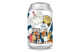 Heroes Beer Heroes Grow Up Honbo Lemonade Milkshake IPA