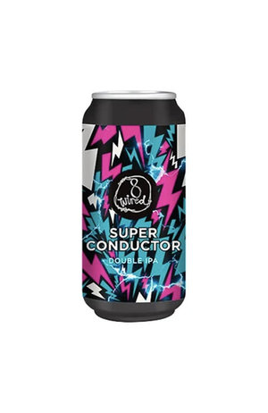 8Wired Brewing 8Wired Superconductor Double IPA
