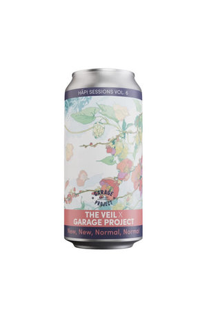 Garage Project Garage Project x The Veil Hāpi Sessions Vol.6: New, New, Normal, Normal Hazy IPA