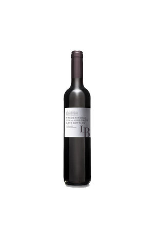 Frederiksdal Kirsebærvin Frederiksdal Late Bottled Cherry Wine, Denmark