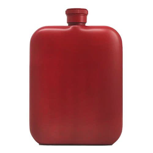 Red Flask 6oz