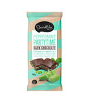 Darrell Lea Darrell Lea Peppermint Party Dark Chocolate Block 180g