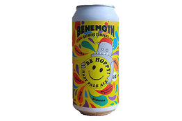 Behemoth Brewing Behemoth Be Hoppy #1 Hazy Pale Ale