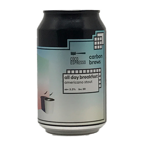 Carbon Brews Carbon Brew All Day Breakfast Coffee Stout