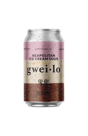 Gweilo Gweilo Neapolitan Ice Cream Sour Ale