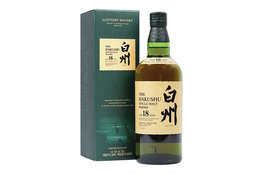 Suntory Suntory Hakushu 18 Years Old Single Malt Japanese Whisky