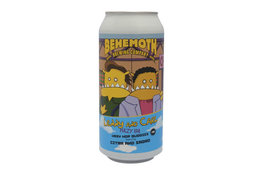 Behemoth Brewing Behemoth Hop Buddies #8 Lenny and Carl Hazy IPA
