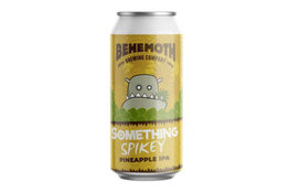 Behemoth Brewing Behemoth Something Spikey Pineapple IPA