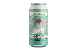 Behemoth Brewing Behemoth Oh Goodie Bubblegum Ice Cream Fruited Sour Ale