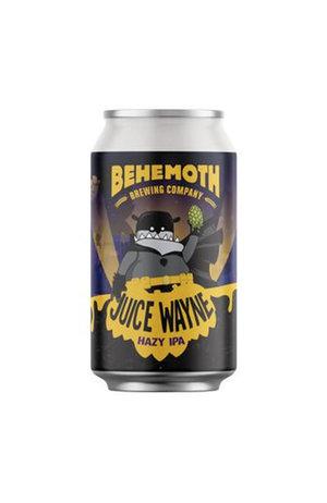 Behemoth Brewing Behemoth Juice Wayne Hazy IPA