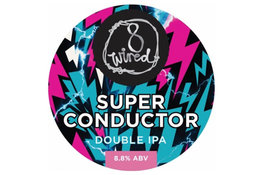 8Wired Brewing 8Wired Superconductor Double IPA Keg 30L