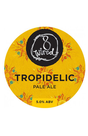 8Wired Brewing 8Wired Tropidelic Pale Ale Keg 30L