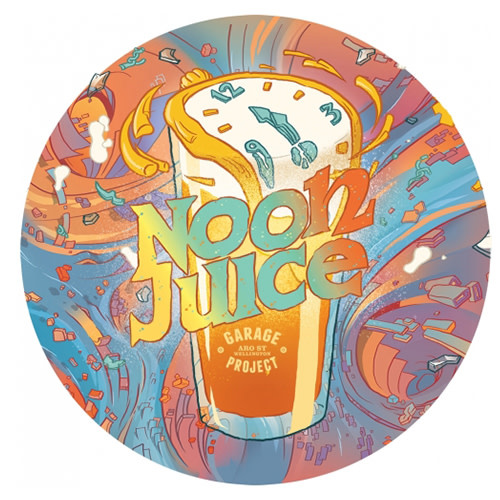 Garage Project Garage Project Noon Juice Session Hazy IPA Keg 30L