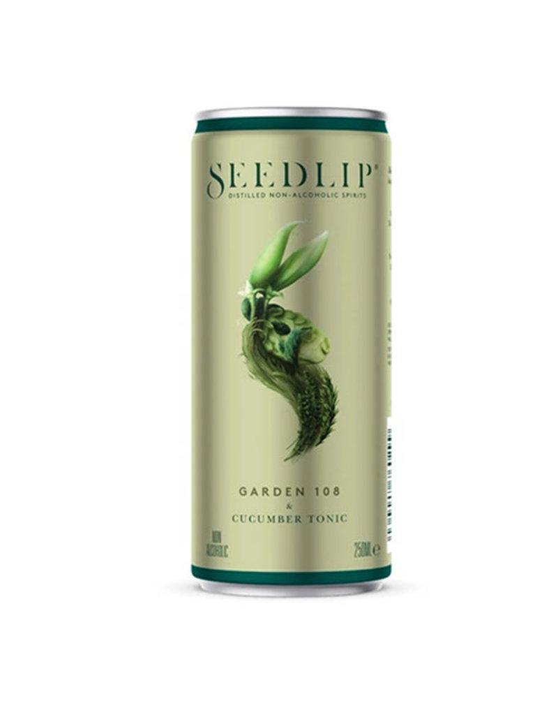 Seedlip Seedlip Garden 108 and Cucumber Tonic Alcohol Free