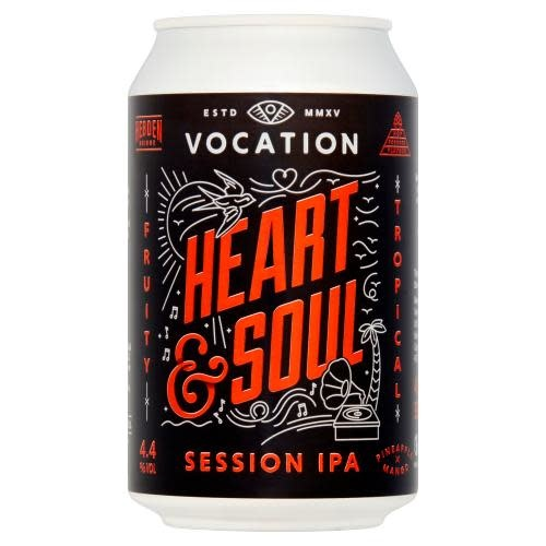 Vocation Vocation Heart and Soul Session IPA