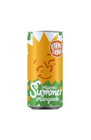 All Good Organics All Good Organics Summer Orangeade can