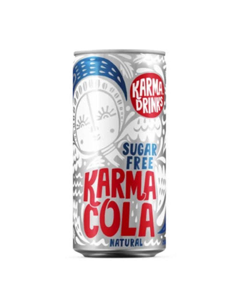 All Good Organics All Good Organics Karma Cola Sugar Free can
