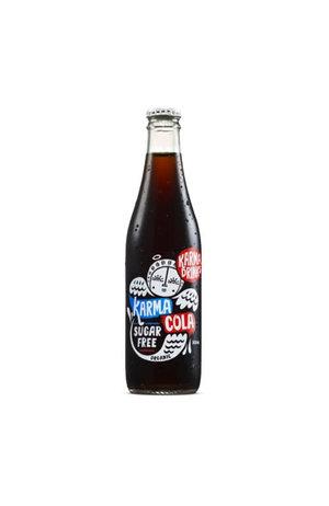All Good Organics Karma Drinks Organics Karma Cola Sugar Free