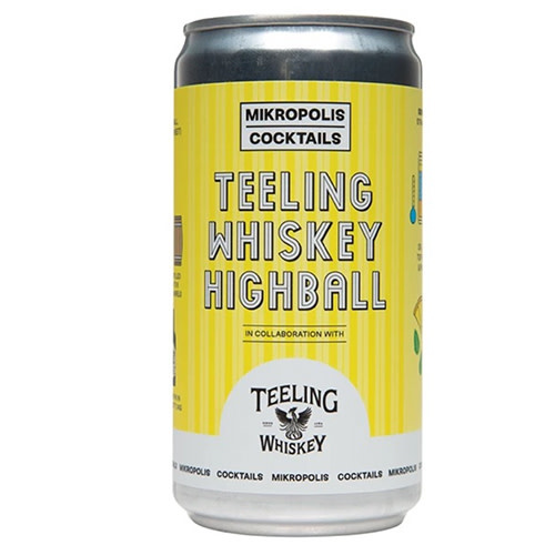 To Ol To Ol Mikropolis Cocktails Teeling Whiskey Highball