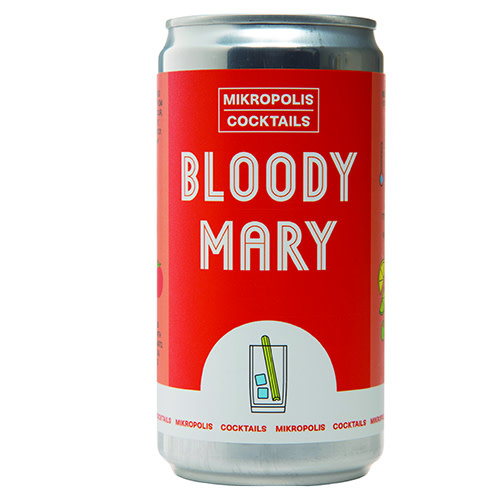 To Ol To Ol Mikropolis Cocktail  Bloody Mary