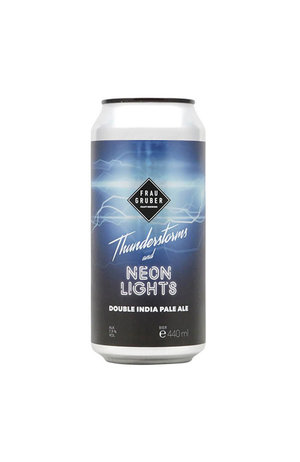 FrauGruber FrauGruber Thunderstorm and Neon Lights DDH Double IPA