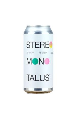 To Ol To Ol Stereo Mono talus x Yakima Chief Hops IPA Double Dry Hop IPA