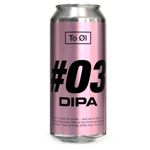 To Ol To Ol Number 03 Double IPA