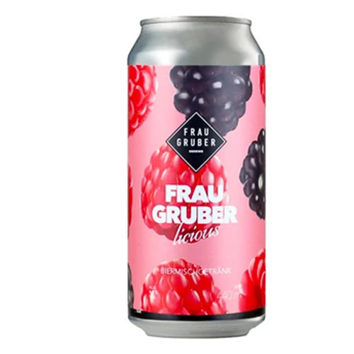 FrauGruber FrauGruber FrauGruberlicious Raspberry and Blackberry Sour