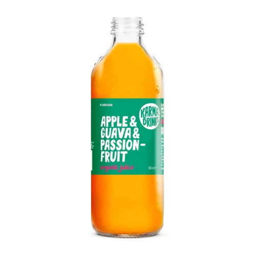 All Good Organics All Good Organic Guava, Passionfruit and Apple Juice