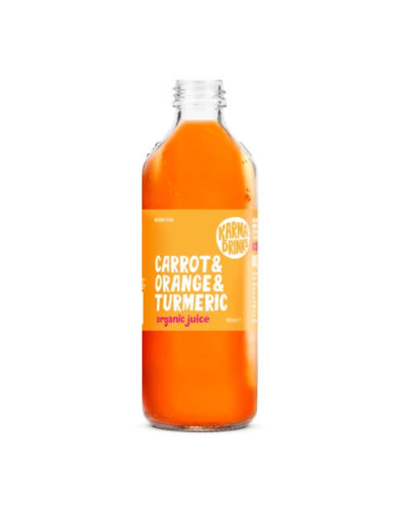All Good Organics All Good Organic Carrot, Orange and Turmeric Juice