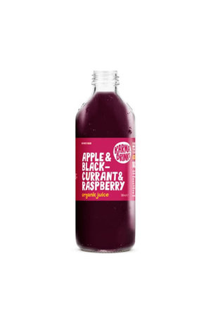 All Good Organics All Good Organic Blackcurrant, Apple & Raspberry Juice
