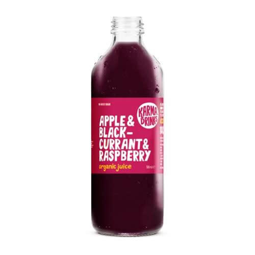 All Good Organics All Good Organic Blackcurrant, Apple & Raspberry Juice