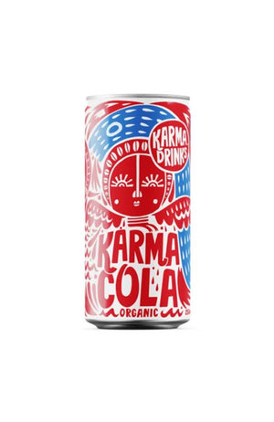 All Good Organics All Good Organics Karma Cola can