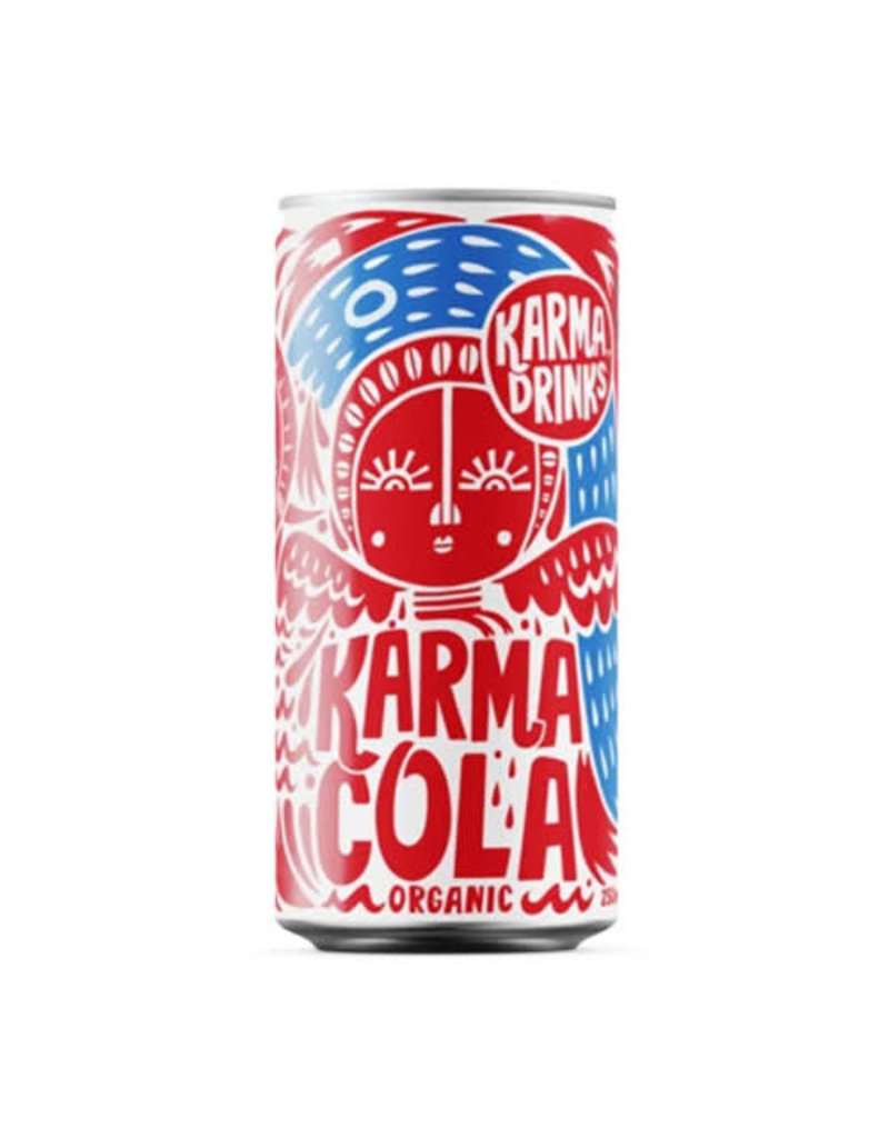 All Good Organics All Good Organics Karma Cola can
