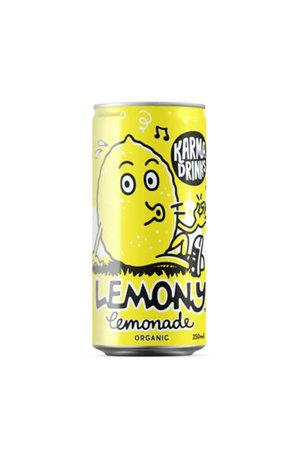 All Good Organics All Good Organics Lemmy Lemonade can