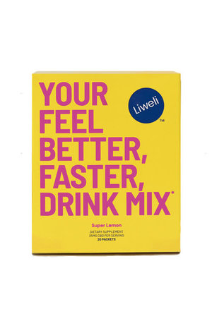 Liweli Liweli CBD Super Lemon Drink Mix (20 packs)