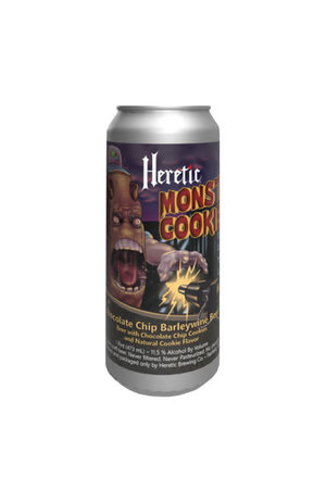 Heretic Heretic Monster Cookie Chocolate Chip Barley Wine