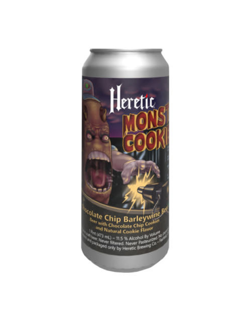 Heretic Heretic Monster Cookie Chocolate Chip Barley Wine