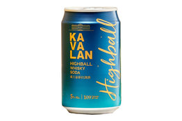 Kavalan Kavalan Highball Taiwanese Whisky Soda