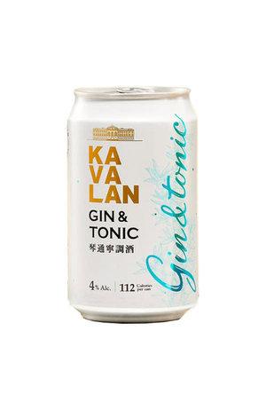 Kavalan Kavalan Gin & Tonic