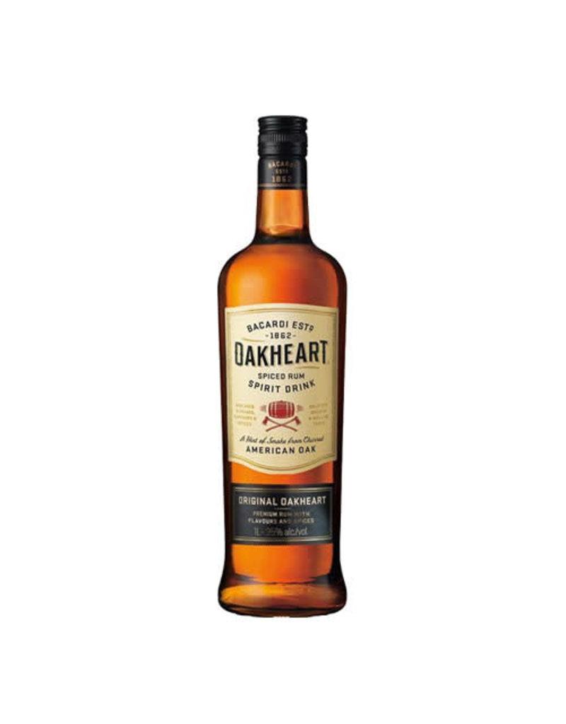 Bacardi Bacardi Oak Heart Spiced Rum