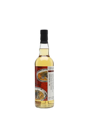 Thompson Brothers Thompson Brothers Glen Ord Distillery, 10 Year Old Single Malt Whisky, Highland 2010