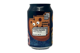 Carbon Brews Carbon Brews Cookie Monster Cream Ale