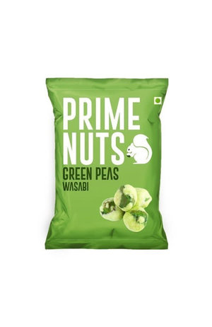 Prime Nuts Prime Nuts Green Peas 25g
