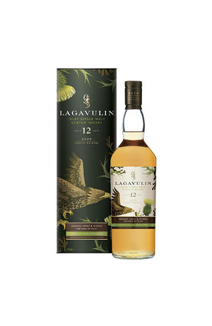 Lagavulin Lagavulin 12 Years Old Single Malt Scotch Whisky 2020 Limited Edition, Cask-Strength, Islay