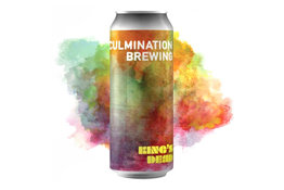 Culmination Brewing Culmination Brewing King's Dead NEIPA