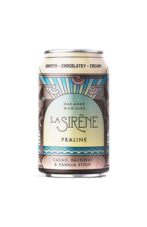La Sirene La Sirene Praline Hazelnut Vanilla Cacao Stout